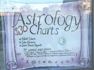 astrology chart sign