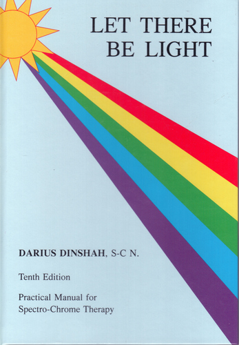 Let There be Light bu Darius                           Dinshah