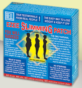 Ezee Slimming Patch by BELL - Momentum98.com
