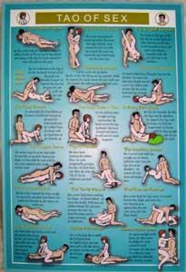 CHD822 - Tao of Sex Mini Chart