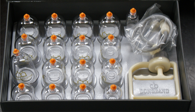 W/ Pump Special Buy 15pcs W/ Case Chinese Plastic Medical Acupuncture Massage Cupping Set Health & Beauty