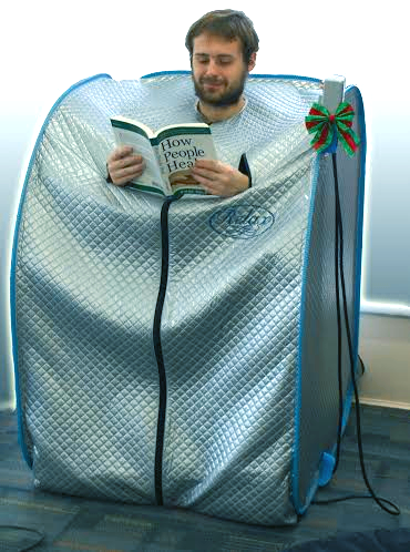 far infrared sauna dave