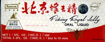 Superior Peking Royal Jelly
