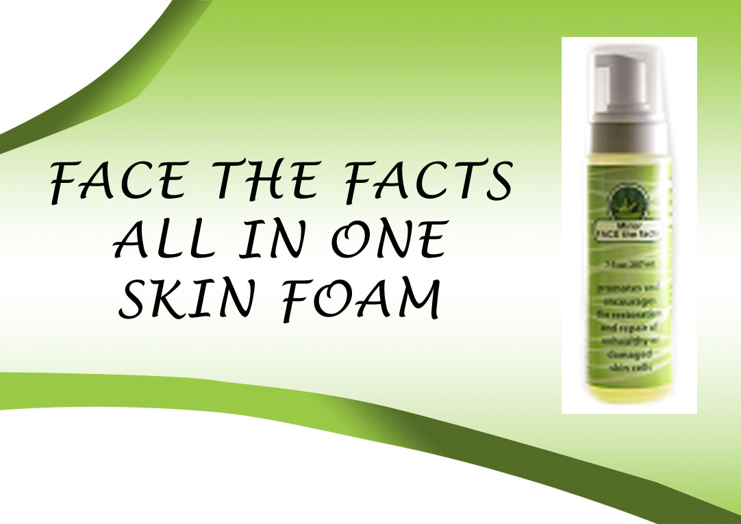 Skin Care. FACE the facts
