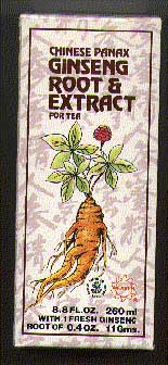Ginseng Root & Extract