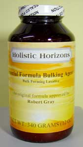 original formula - intestinal bulking with clove