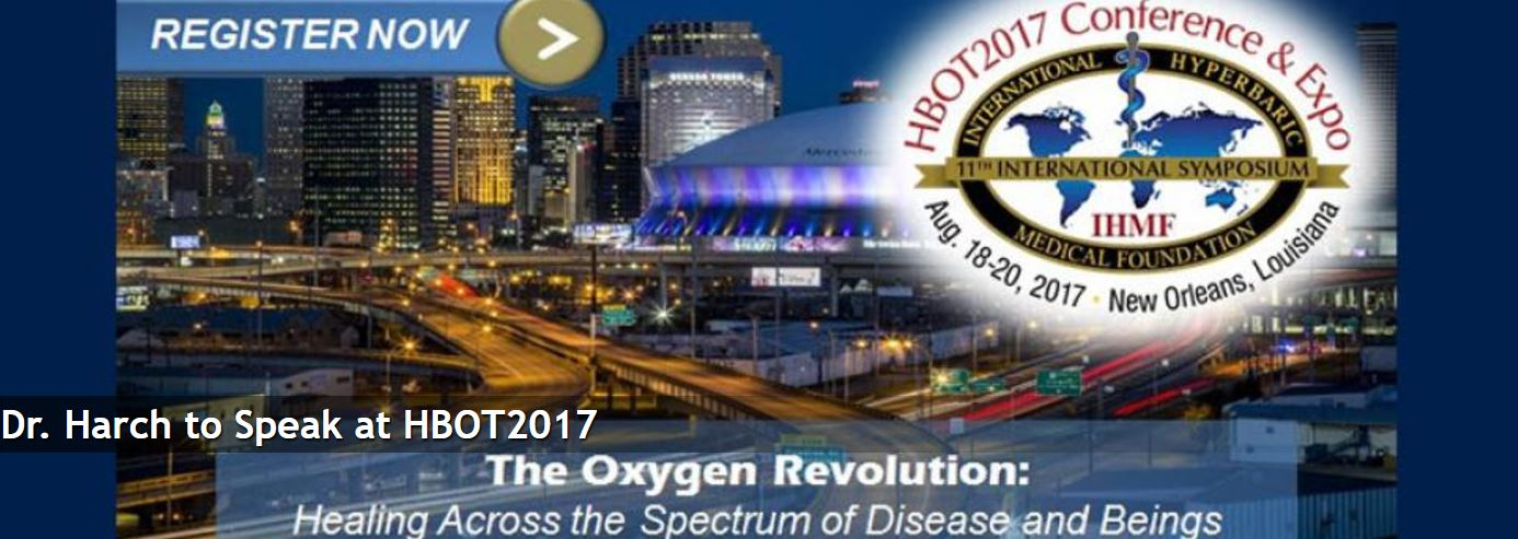 Hyperbaric oxygen therapy conference