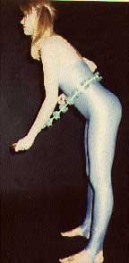 lalo - kim using on waist