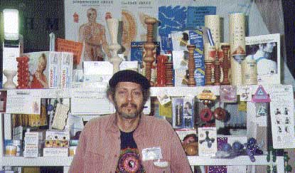 phil - Whole Life Expo - Minneapolis, May, 1998