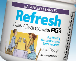 Refresh Daily Cleanse
