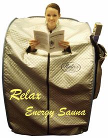 Relax FIR Portable Sauna