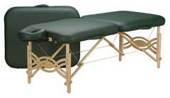 new spirit massage table