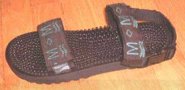 Massage Sandals Maseur Old Friend Brands